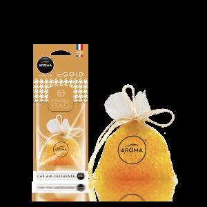 Aroma Car Lufterfrischer Prestige Bag Gold