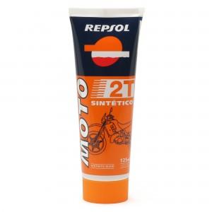 Repsol Moto Sintetico 2T Motorrad Motoröl 125ml