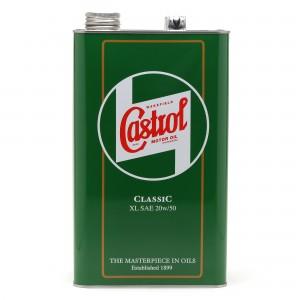 Castrol Classic XL 20W-50 Oldtimer Öl / Classic Cars Motoröl 5l