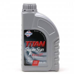 FUCHS TITAN Supersyn F Eco-DT SAE 5W-30 Motoröl 1l