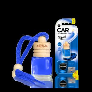 Aroma Car Lufterfrischer Wood New Car