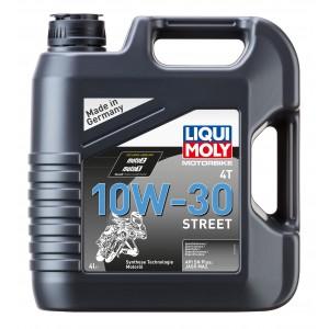 Liqui Moly 1688 Motorbike 4T 10W-30 Street Motorrad Motoröl 4l