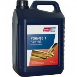 Eurolub Formel 1 5W-40 Motoröl 5l