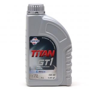 FUCHS TITAN GT1 5W-40 Motoröl 1l