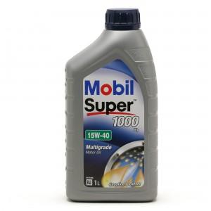 Mobil Super 1000 X1 15W-40 Motoröl 1l