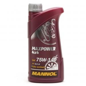 MANNOL Maxpower 4x4 75W-140 API GL 5 LS 1l