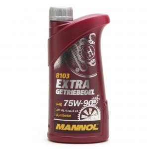 MANNOL Extra Getriebeoel 75W-90 API GL 4/GL 5 LS 1l