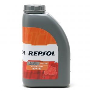 Repsol Getriebeöl CARTAGO EP MULTIGRADO 80W90 1 Liter