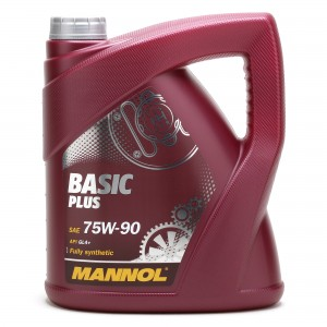 MANNOL Basic Plus 75W-90 API GL 4+ 4l