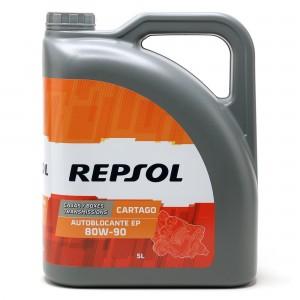 Repsol Getriebeöl CART.EP AUTOBL.80W90 5 Liter