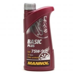 MANNOL Basic Plus 75W-90 API GL 4+ 1l