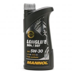Mannol 7715 LONGLIFE 504/507 5W-30 Motoröl 1l