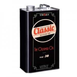 TBO&S Classic Motoröl SAE 30 - mild legiert für Oldtimer 5 Liter