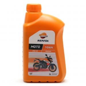 Repsol Motorrad Motoröl MOTO TOWN 4T 20W-50 1 Liter