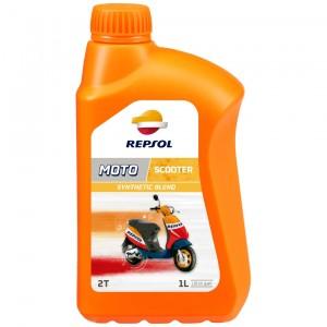 Repsol Motorrad Motoröl MOTO SCOOTER 2T 1 Liter