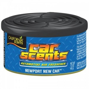Newport New Car - California CarScents Duftdose für das Auto