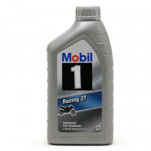Mobil1 Racing 2T vollsynthetisches Motorrad Motoröl