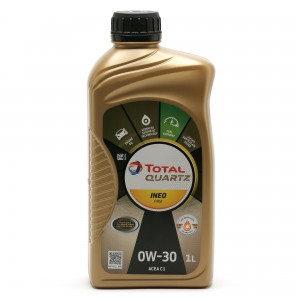 Total Quartz INEO First 0W-30 Motoröl 1l