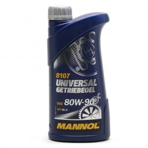 MANNOL Universal Getriebeöl 80W-90 API GL 4 1l