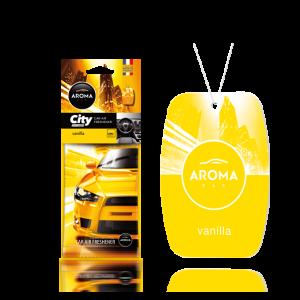 Aroma Car Lufterfrischer City Vanilla