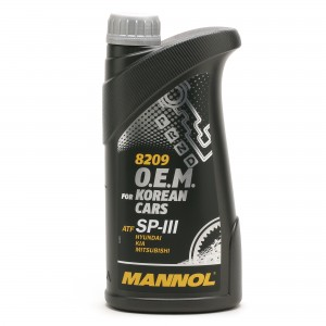 MANNOL SP-III Automatic Special 1l