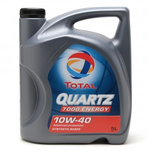 Total QUARTZ 7000 ENERGY 10W-40 Motoröl 5l