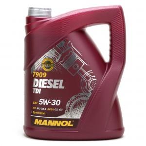 Mannol Diesel TDI 5W-30 Motoröl 5l