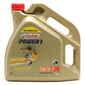 Castrol Power 1 4T 15W-50 Motoröl 4l Kanne