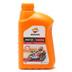 Repsol Motorrad Motoröl MOTO RACING 4T 10W-60 1 Liter