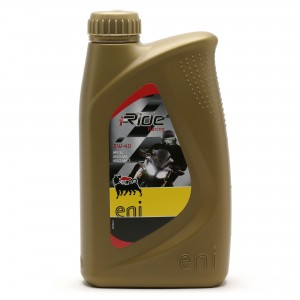 Eni i-Ride Racing 5W-40 synthetisches Motorrad Motoröl 1l