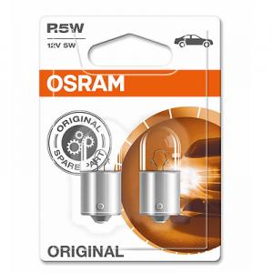 Osram R5W 12V 5W BA15s 2st. Blister Osram
