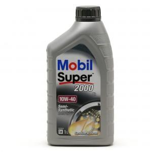 Mobil Super 2000 X1 10W-40 Diesel & Benziner Motoröl 1Liter