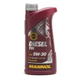 Mannol Diesel TDI 5W-30 Motoröl 1l