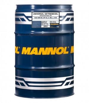 MANNOL Universal Getriebeöl 80W-90 API GL 4 60l Fass