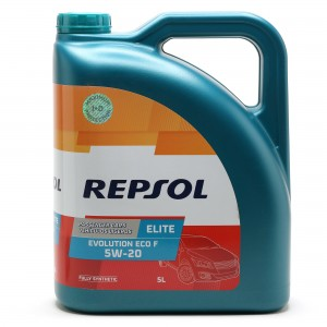 Repsol Motoröl ELITE EVOLUTION ECO F 5W20 5 Liter