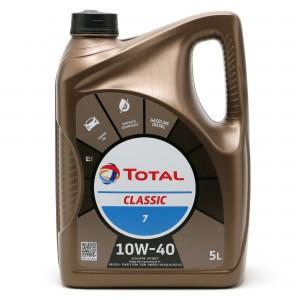 Total Classic 10W-40 Motoröl 5l