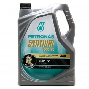 Petronas Syntium 800 EU 10W-40 Motoröl 5l