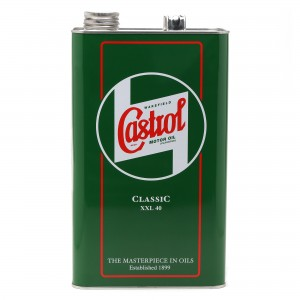 Castrol Classic XXL SAE 40 Oldtimer Einbereichs Motoröl 5l