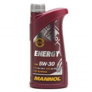 MANNOL Energy 5W-30 Motoröl 1l