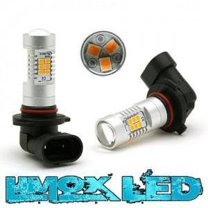 LED Nebelscheinwerfer Birne Lampe HB4 4G Orange