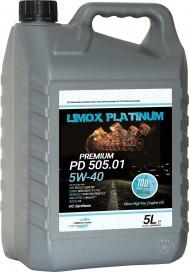 LIMOX Platinum PD 505.01 5W-40 Motoröl 5Liter