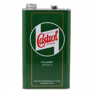 Castrol Classic GP SAE 50 Oldtimer Einbereichs Motoröl 5l