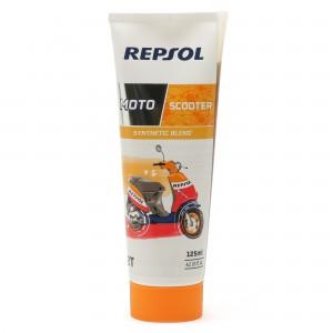 Repsol Moto Scooter 2T vollsynthetisches Motorrad Motoröl 125ml