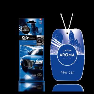Aroma Car Lufterfrischer City New Car
