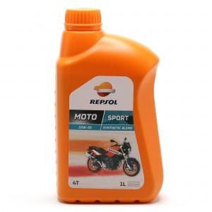 Repsol Motorrad Motoröl MOTO SPORT 4T 10W-30 1 Liter