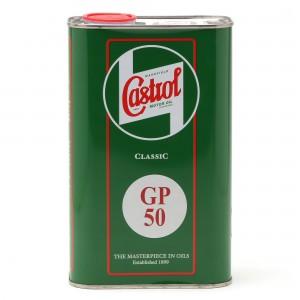 Castrol Classic GP SAE 50 Oldtimer Einbereichs Motoröl 1l