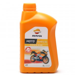 Repsol Motorrad Motoröl MOTO COMPETICION 2T 1 Liter