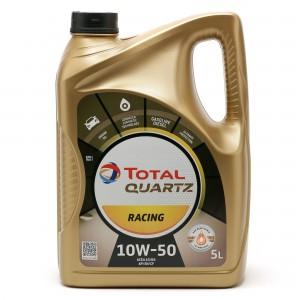 Total Quartz Racing 10W-50 Motoröl 5l
