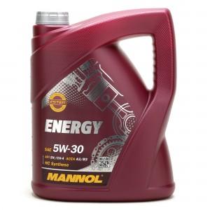 MANNOL Energy 5W-30 Motoröl 5l