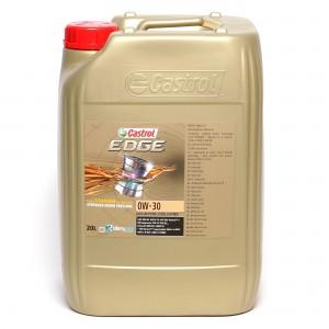 Castrol Edge 0W-30 Titanium FST Motoröl 20l Kanister